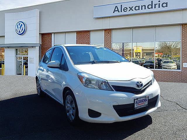 2013 Toyota Yaris LE for sale in Alexandria, VA