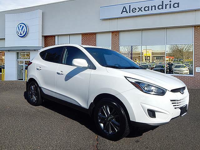 2015 Hyundai Tucson GLS for sale in Alexandria, VA
