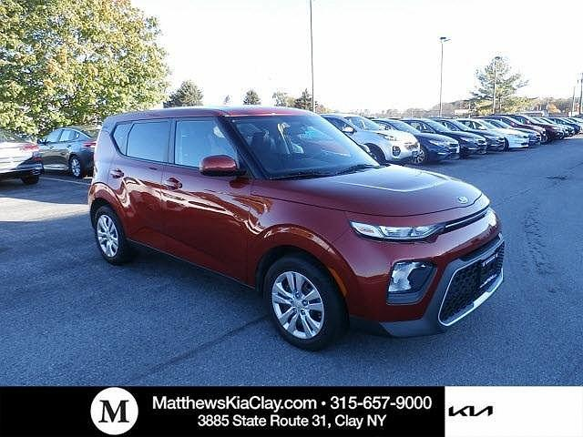 2021 Kia Soul LX for sale in Liverpool, NY
