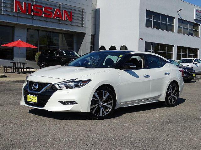 2018 Nissan Maxima SL for sale in Naperville, IL