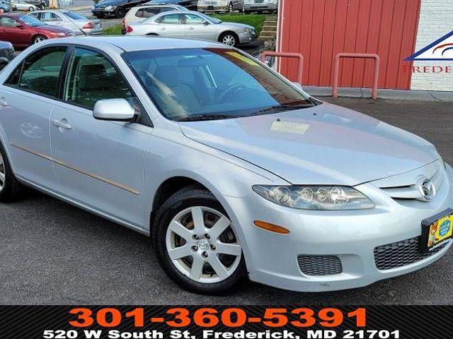 2007 Mazda Mazda6 i Sport for sale in Frederick, MD