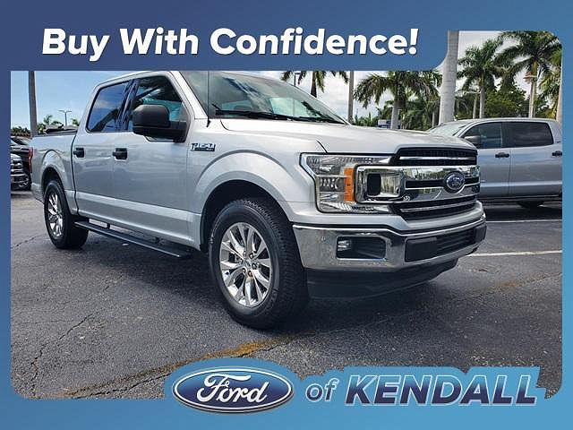 2018 Ford F-150 XLT for sale in Miami, FL