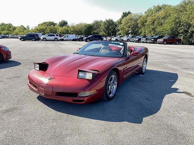 2001 Chevrolet Corvette 2dr Convertible for sale in Montgomery, AL