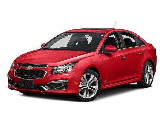 2016 Chevrolet Cruze Limited LT for sale in Cincinnati, OH