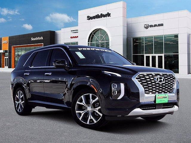 2021 Hyundai Palisade Limited for sale in Manvel, TX