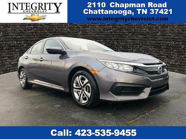 2018 Honda Civic Sedan LX for sale in Chattanooga, TN
