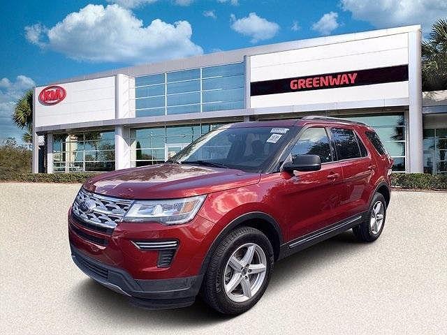 2018 Ford Explorer XLT for sale in Orlando, FL