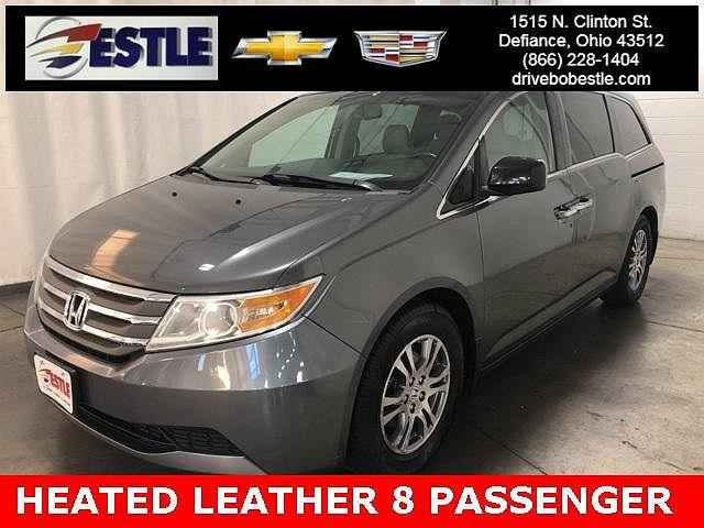 2012 Honda Odyssey EX-L for sale in Defiance, OH