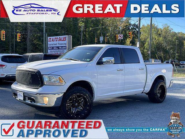 2014 Ram 1500 Laramie for sale in Stafford, VA
