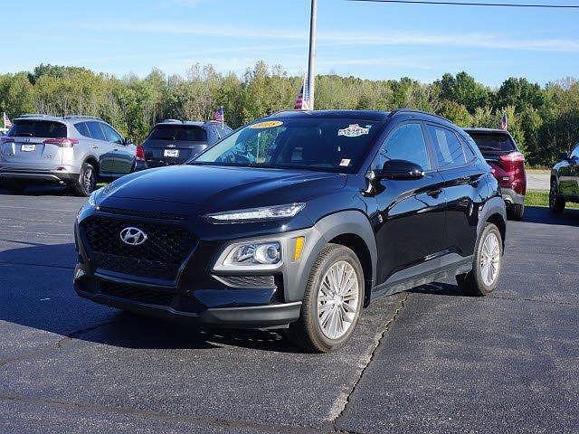 2018 Hyundai Kona SEL for sale in Michigan City, IN