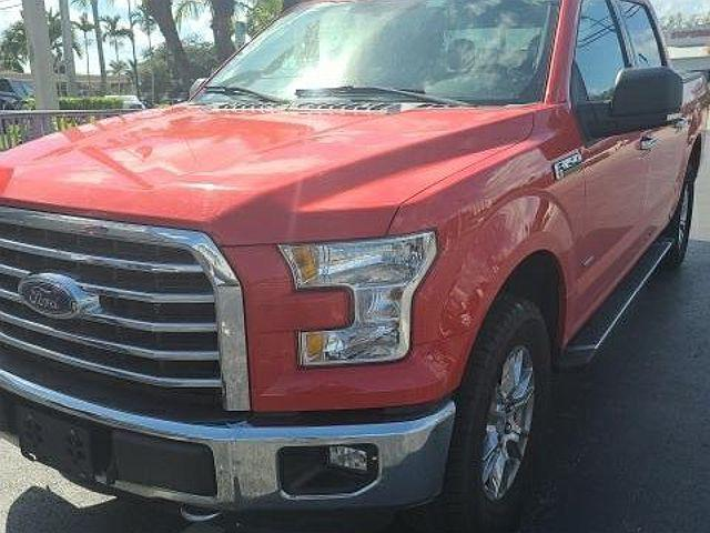 2015 Ford F-150 XLT for sale in Lauderhill, FL