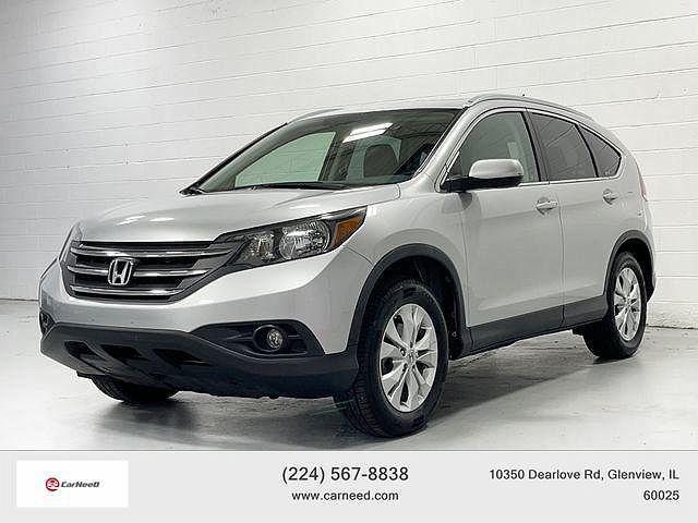 2012 Honda CR-V EX-L for sale in Glenview, IL