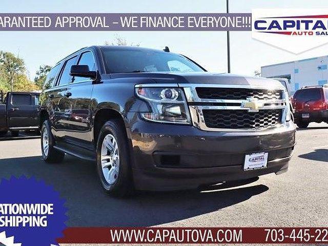 2016 Chevrolet Tahoe LT for sale in Chantilly, VA