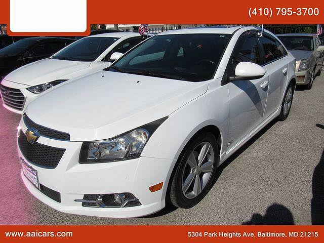2014 Chevrolet Cruze 2LT for sale in Baltimore, MD