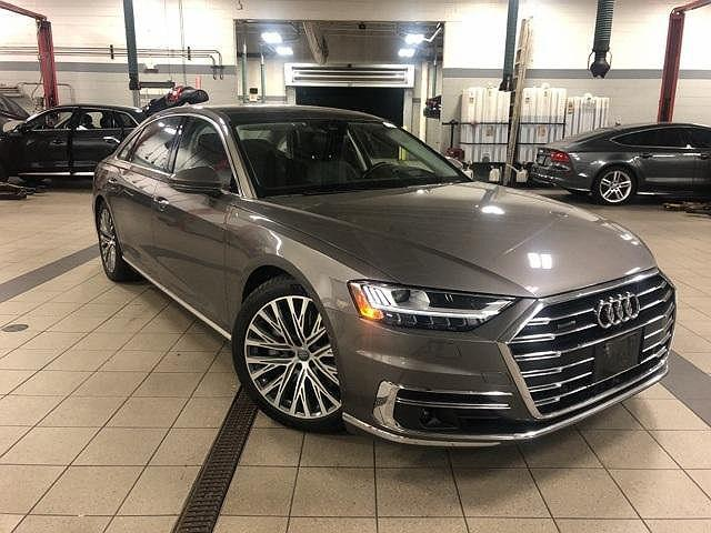 2019 Audi A8 L 55 TFSI quattro for sale in Naperville, IL