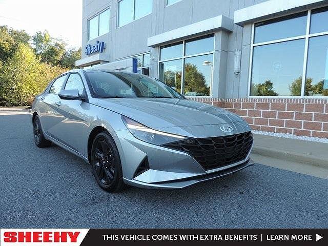 2021 Hyundai Elantra SEL for sale in Waldorf, MD
