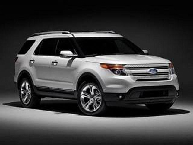 2011 Ford Explorer Limited for sale in Chicago, IL