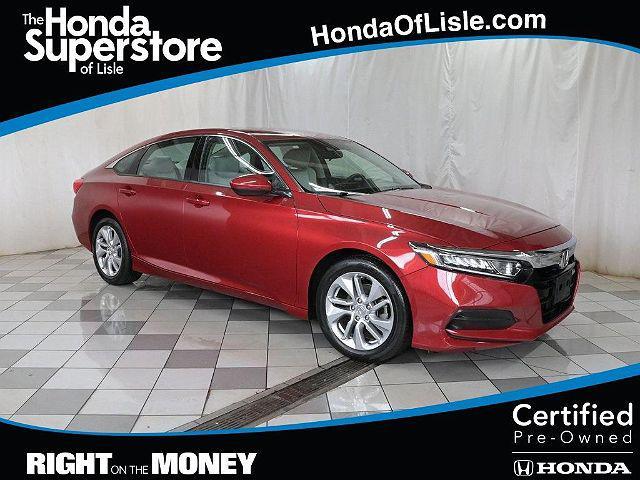 2019 Honda Accord Sedan LX 1.5T for sale in Lisle, IL