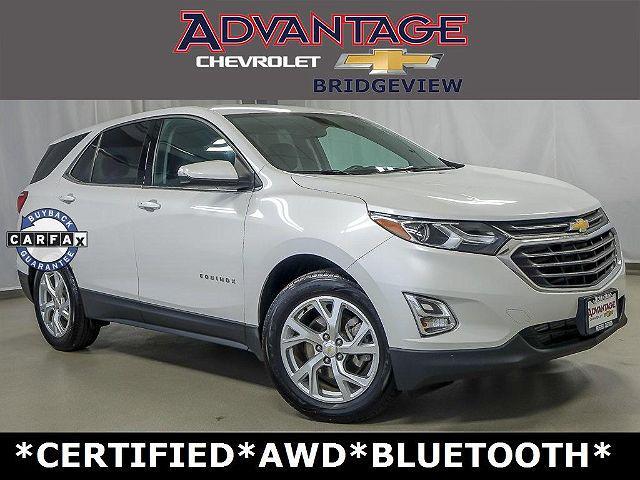 2018 Chevrolet Equinox LT for sale in Bridgeview, IL
