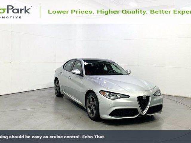 2018 Alfa Romeo Giulia AWD for sale in Baltimore, MD