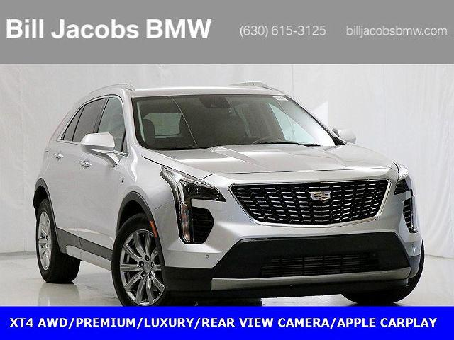 2020 Cadillac XT4 AWD Premium Luxury for sale in Naperville, IL