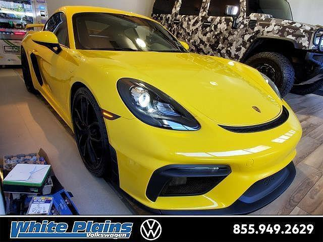 2020 Porsche 718 Cayman GT4 for sale in White Plains, NY