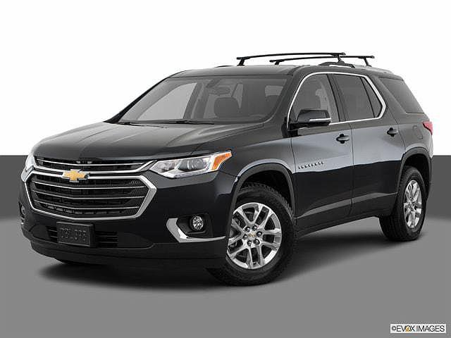 2018 Chevrolet Traverse LT Cloth for sale in Clarksville, MD