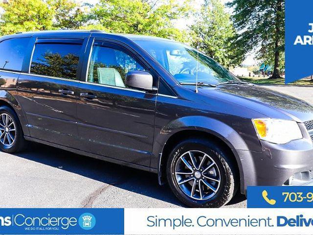 2017 Dodge Grand Caravan SXT for sale in Sterling, VA