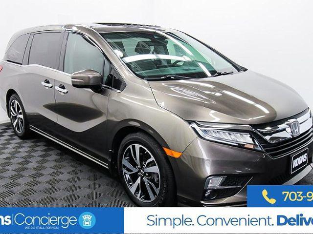 2020 Honda Odyssey Elite for sale in Sterling, VA