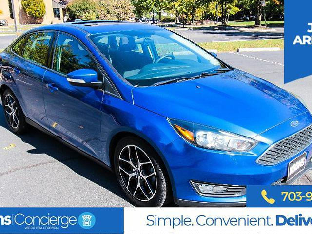 2018 Ford Focus SEL for sale in Sterling, VA