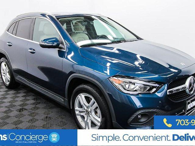 2021 Mercedes-Benz GLA GLA 250 for sale in Sterling, VA