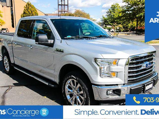 2017 Ford F-150 XLT for sale near Sterling, VA