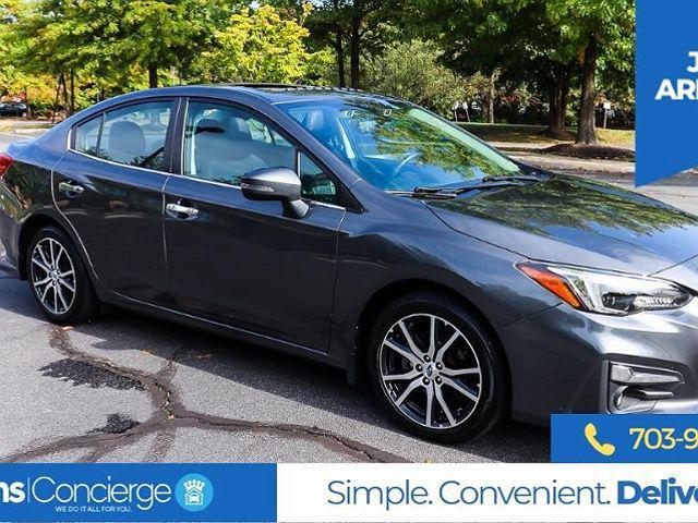 2018 Subaru Impreza Limited for sale in Sterling, VA