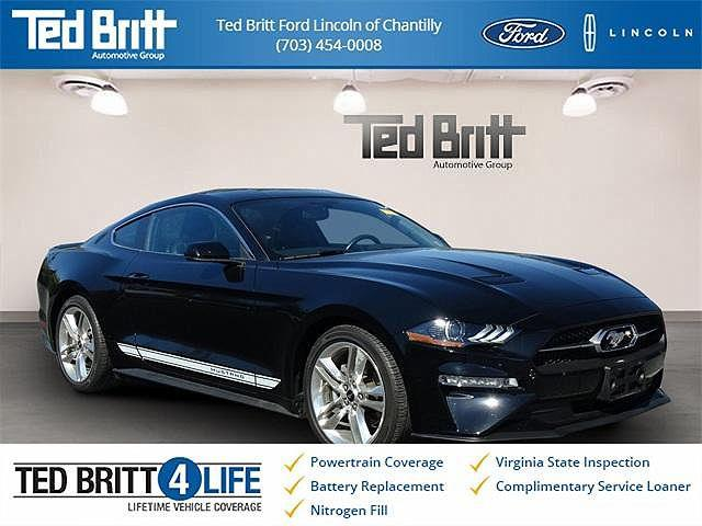 2018 Ford Mustang EcoBoost Premium for sale in Chantilly, VA