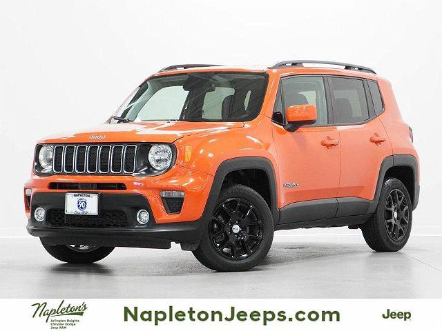 2019 Jeep Renegade Latitude for sale in Arlington Heights, IL