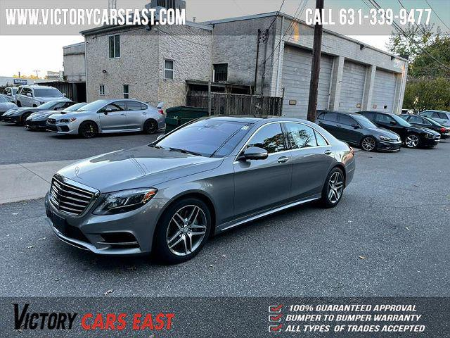 2015 Mercedes-Benz S-Class S 550 for sale in Huntington, NY