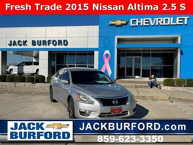2015 Nissan Altima 2.5 S for sale in Richmond, KY