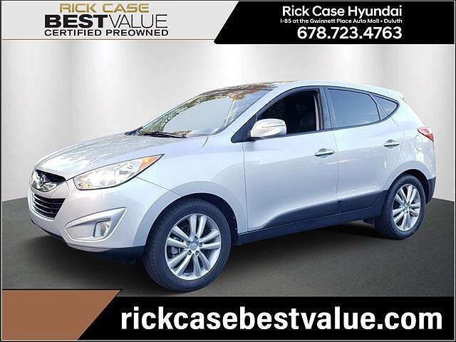 2012 Hyundai Tucson Limited for sale in Duluth, GA