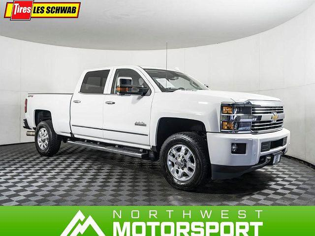 2015 Chevrolet Silverado 3500HD Built After Aug 14 High Country for sale in Puyallup, WA