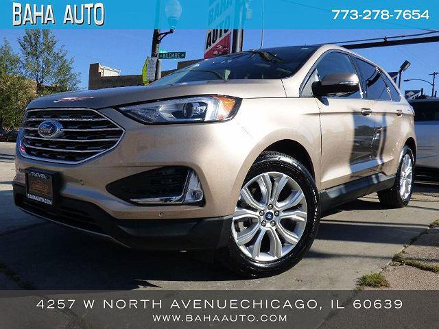 2021 Ford Edge Titanium for sale in Chicago, IL