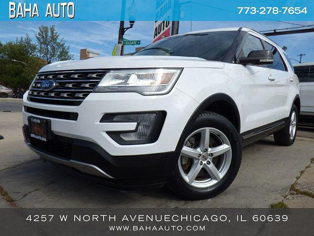 2017 Ford Explorer XLT for sale in Chicago, IL