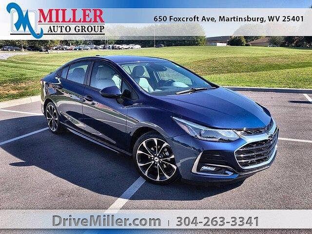 2019 Chevrolet Cruze Premier for sale in Martinsburg, WV