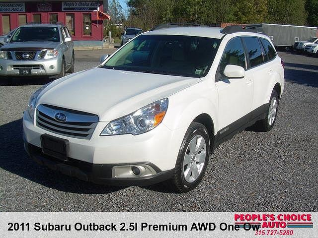2011 Subaru Outback 2.5i Prem AWP for sale in Central Square, NY