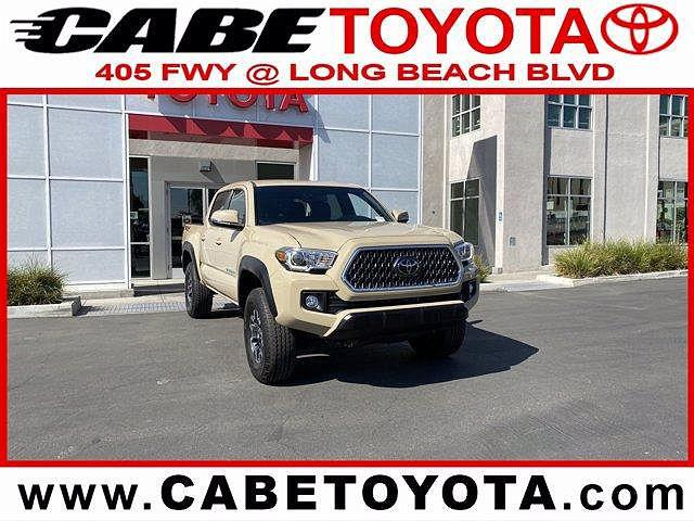 2018 Toyota Tacoma TRD Off Road for sale in Long Beach, CA