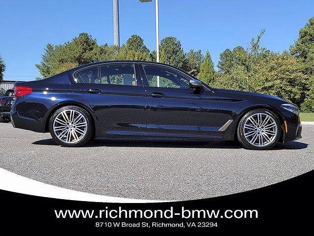 2019 BMW 5 Series M550i xDrive for sale in Richmond, VA