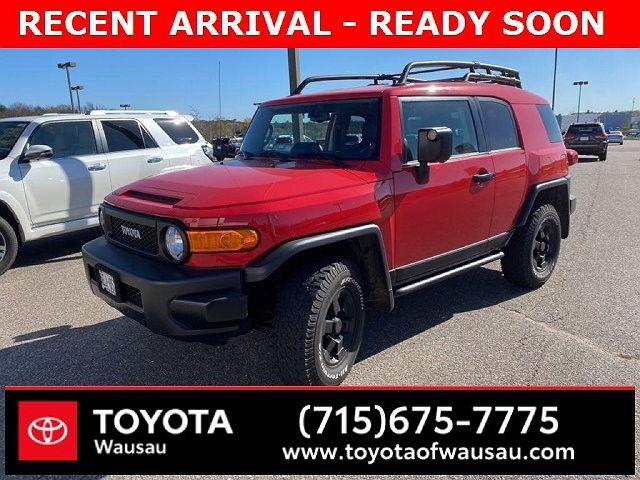 2012 Toyota FJ Cruiser 4WD 4dr Auto (Natl) for sale in Wausau, WI