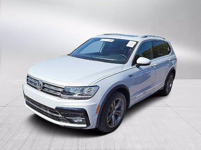 2019 Volkswagen Tiguan SEL for sale in Frederick, MD