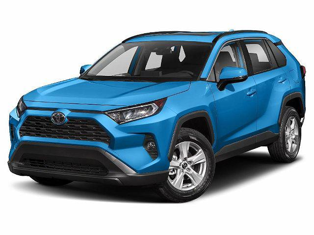 2021 Toyota RAV4 XLE for sale in Hagerstown, MD