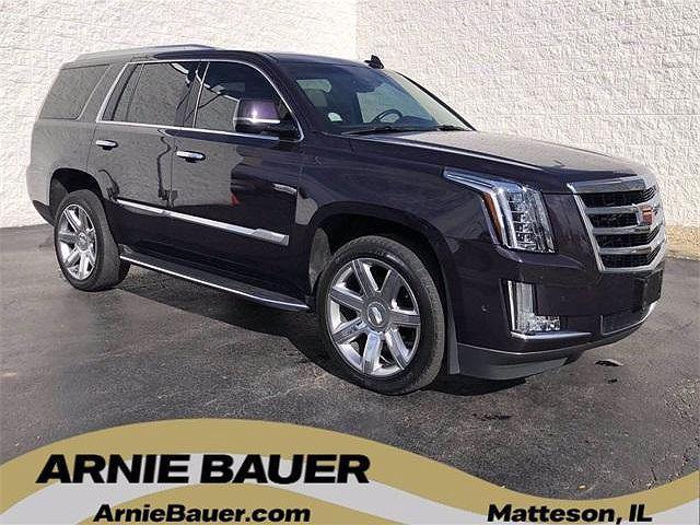 2018 Cadillac Escalade Luxury for sale in Matteson, IL