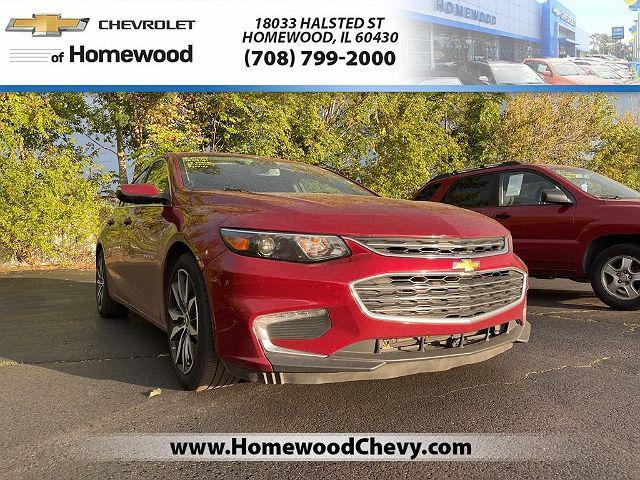 2018 Chevrolet Malibu LT for sale in Homewood, IL